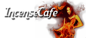 Incense Cafe logo